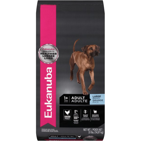 Eukanuba Adult Large Breed Dog Food