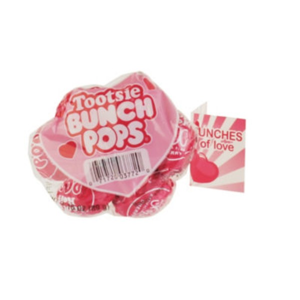 Tootsie Bunch Pops