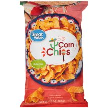 Great Value™ Corn Chips 10 oz. Bag