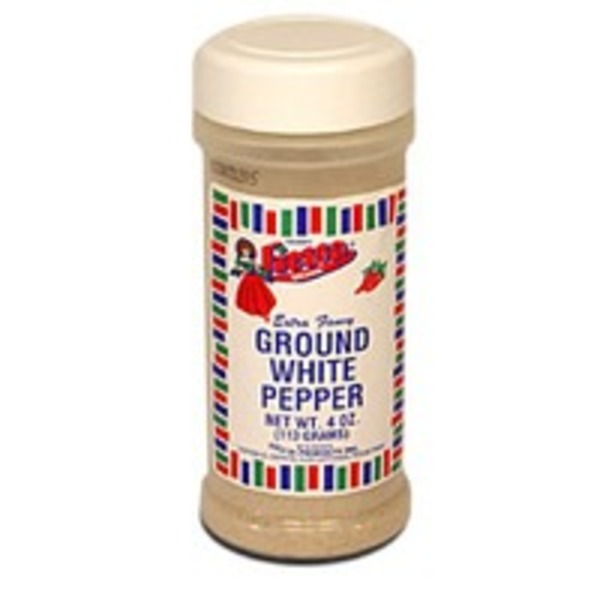 Fiesta Ground White Pepper