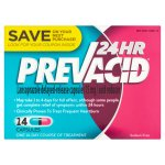 Prevacid 24Hr Lansoprazole Delayed-Release Capsules, 15 mg, 14 count