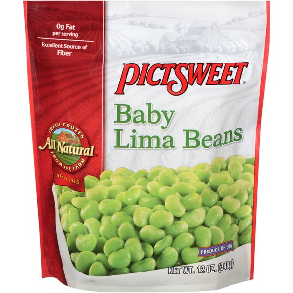 All Natural Alexia Baby Lima Beans