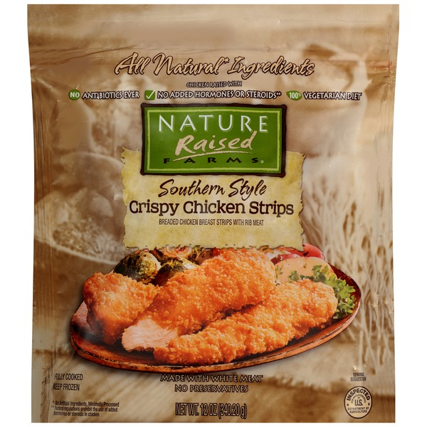 Nature Raised Farms Southern Style Crispy Chicken Strips