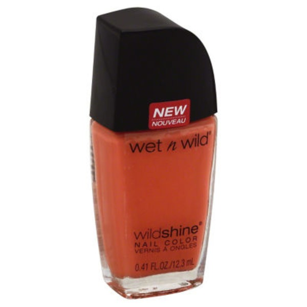 Wet n' Wild Wild Shine Nail Color - Blazed