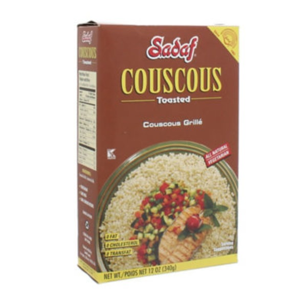 Sadaf Couscous Toasted