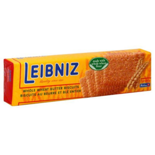 Leibniz Whole Wheat Butter Biscuits