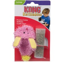 Kong Co. Kng Cat Slipper W/Catnip Ast