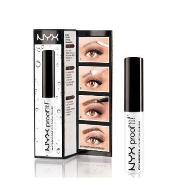 Nyx Eyebrow Primer, Waterproof, Colorless PIEB01
