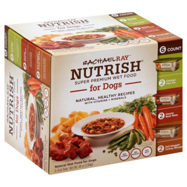Nutrish Natural Wet Dog Food