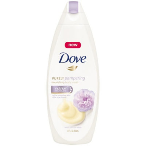 Dove Sweet Cream and Peony Body Wash