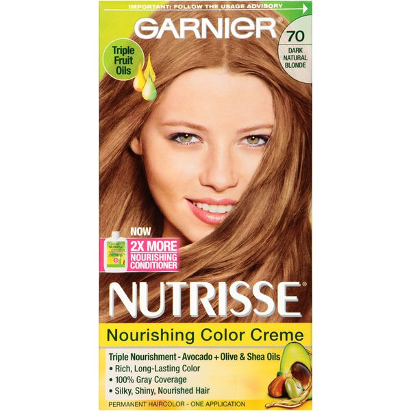 Nutrisse® 70 Dark Natural Blonde (Almond Creme) Nourishing Color Creme