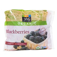 365 Organic Blackberries