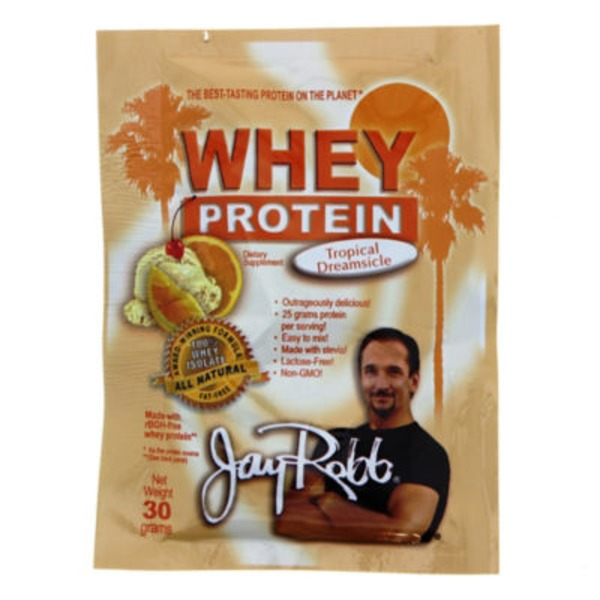 Jay Robb Whey Protein Tropical Dreamsicle