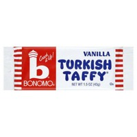 Bonomo Vanilla Turkish Taffy
