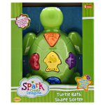 Spark.Create.Imagine Turtle Bath Shape Sorter