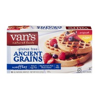 Van's Natural Foods Ancient Grains Waffles Gluten Free