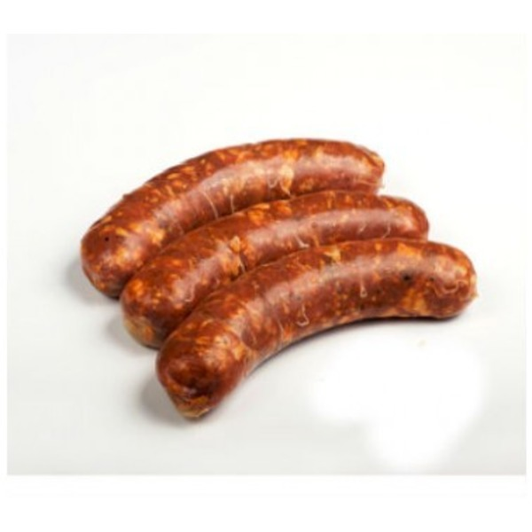 Chorizo Sausage Saddle Pack