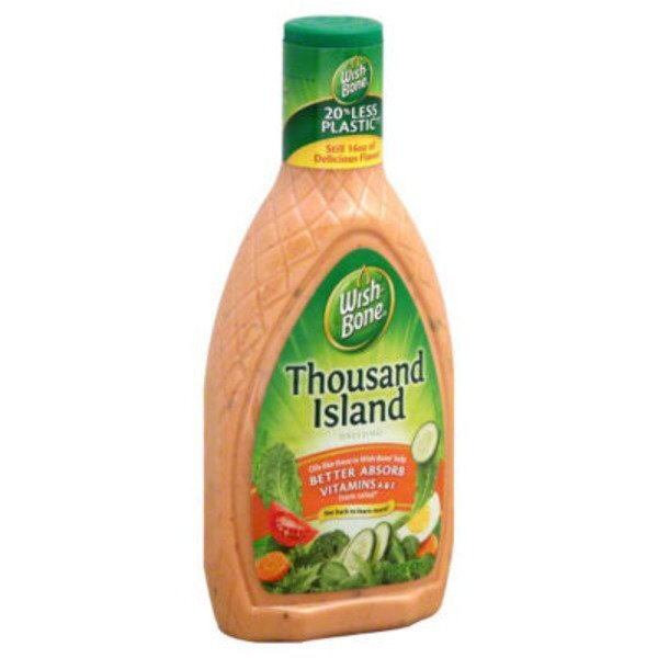Wish-Bone Thousand Island Dressing
