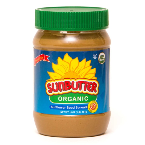 SunButter Sunflower Butter Organic