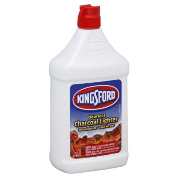 Kingsford Odorless Charcoal Lighter Fluid