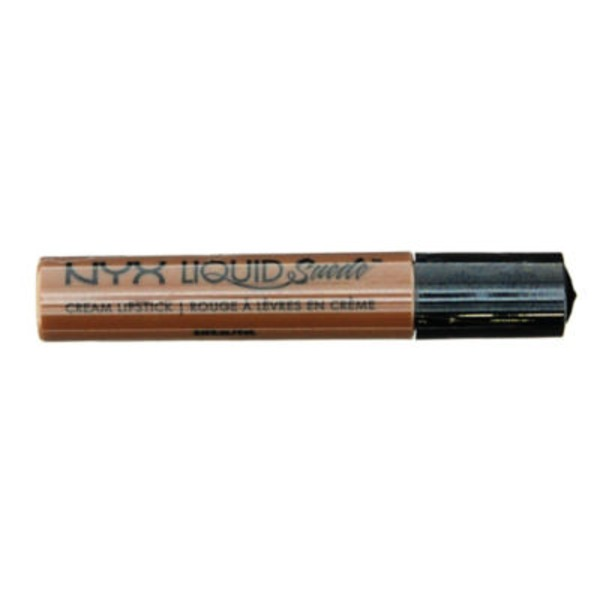 Nyx Pink Liquid Sueded Lipstick