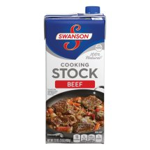 Swanson® Beef Cooking Stock, 32 oz., 32.0 OZ