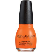 Sinful Colors Professional Nail Enamel, Feel the Vibe, 0.5 Fl Oz