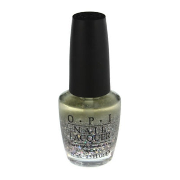 OPI Servin' Up Sparkle Nail Lacquer