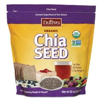Nutiva Nautical Organic Chia Seed