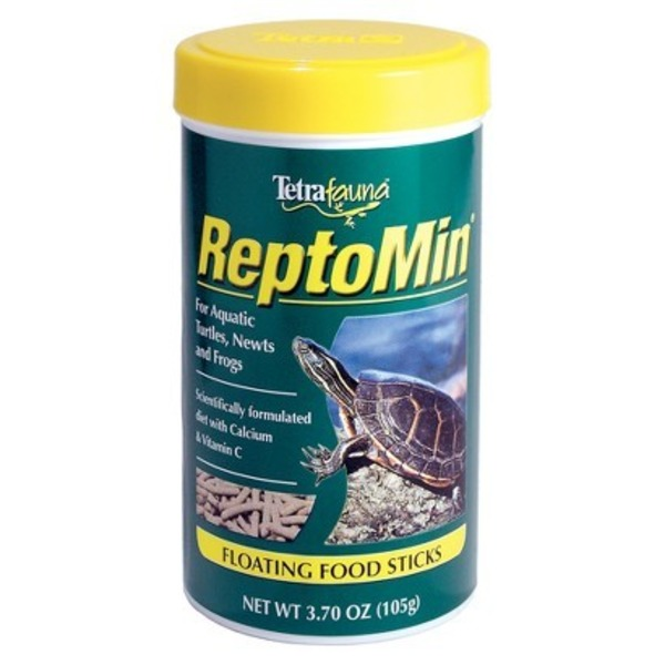 Tetra ReptoMin Pet Food for Aquatic Turtles, Newts and Frogs