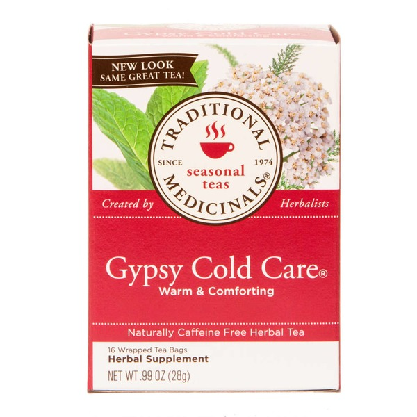 Traditional Medicinals Gypsy Cold Care