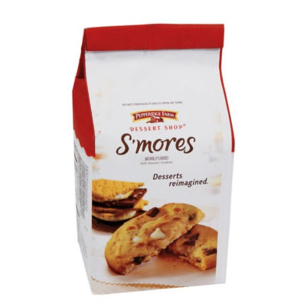 Pepperidge Farm Cookies Soft Baked S'mores Cookies