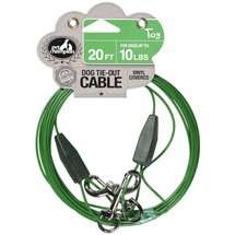 Pet Champion Toy Dog Tie-Out Cable