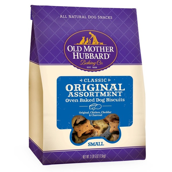 Old Mother Hubbard Old Fashioned Assorted Dog Biscuits