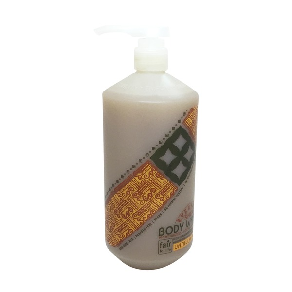Everyday Shea Vanilla Moisturizing Body Wash