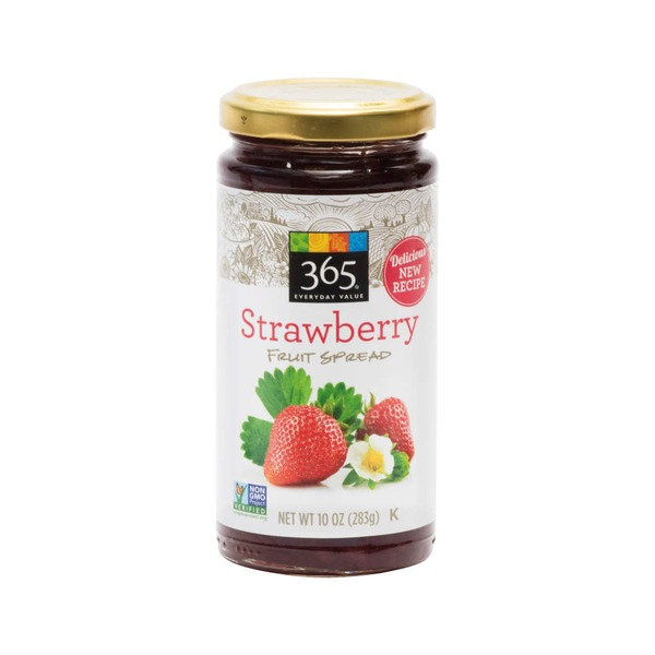 365 Strawberry Fruit Spread