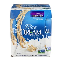 Rice Dream Rice Drink Vanilla - 4 CT