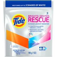 Tide Brights + Whites Rescue Laundry Booster