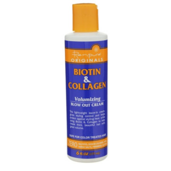 Renpure Biotin & Collagen Volumizing Blow Out Cream