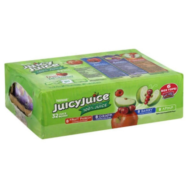Juicy Juice Variety Pack 100% Juice