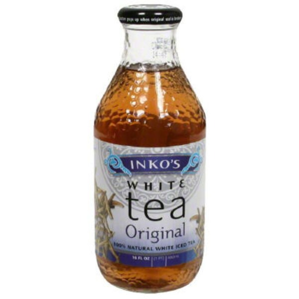 Inko's Organic White Tea Original with Ginger
