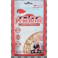 PureBites Natural Freeze Dried Turkey Holiday Cat Treat