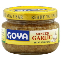 Goya Garlic Minced