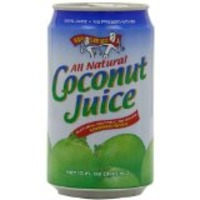 Amy & Brian Coconut Juice Plain 10 Oz