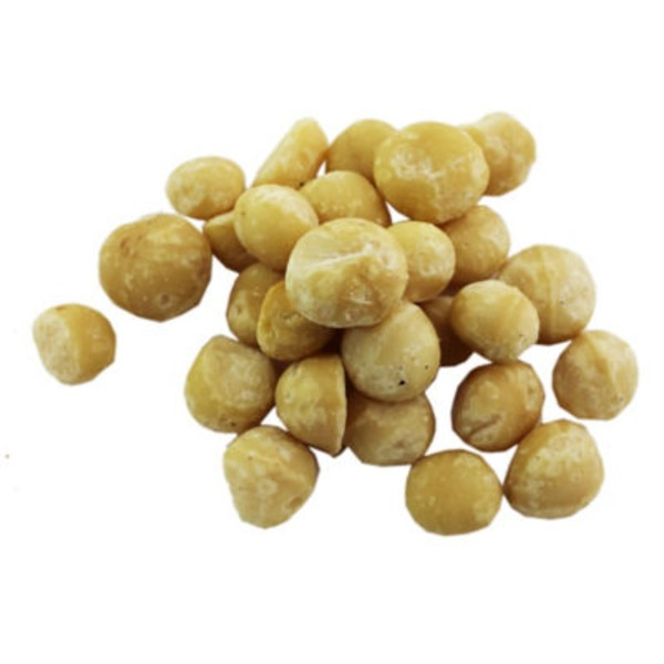 Out of Africa Roasted Unsalted Macadamia Nuts
