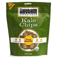 Rhythm Zesty Nacho Kale Chips