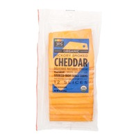 365 Hickory Smoked Sliced Cheddar Cheese