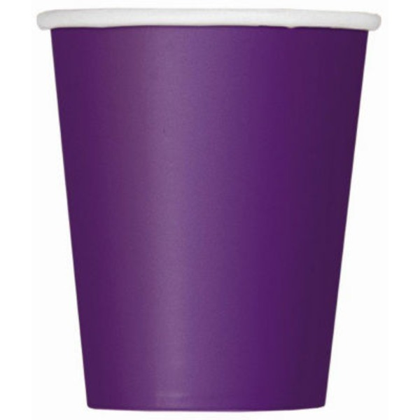 Unique Purple Cups
