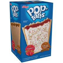 Kellogg's Pop-Tarts Frosted Strawberry & Frosted Brown Sugar Cinnamon, 48 ct 86.2oz