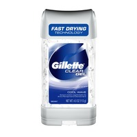 Gillette Endurance Cool Wave Clear Gel Anti-Perspirant/Deodorant
